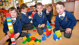 Playtime gallery featuring Camphill, Fourtowns, Diamond and St Brigid's