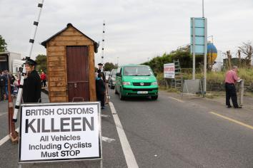 Permit for cross-border drivers 'major impact' post-Brexit