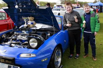 Recordbreaking crowds at Festival of Motorsport