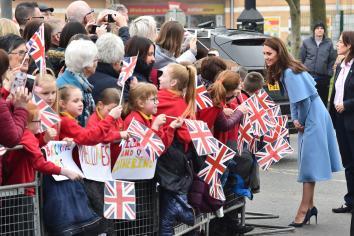 Gallery - Royal Visit to Ballymena remembered