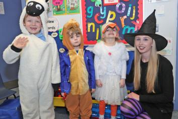 Looking back at World Book Day before Covid