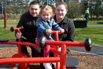 Gallery: New park area is a big hit