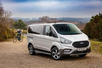 FORD TRANSIT CUSTOM RANGE IS FAVOURITE AMONG VEHICLE BUYERS