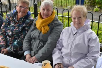 NI 100 picnic at Ballykeel