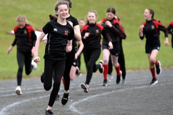Gallery - Cambridge House sports action