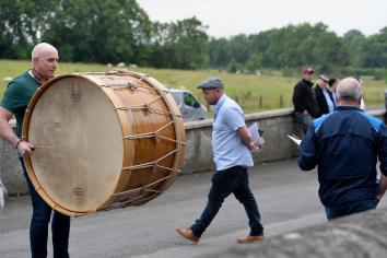 Slideshow - Lambeg drumming tradition still strong