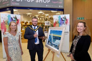 Gallery - Local artists in focus