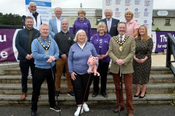 Chamber golf day raises over £25,000 for Hospices