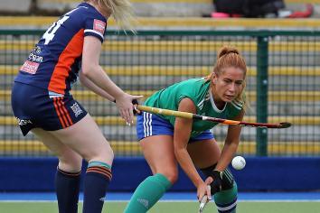 Gallery: Hockey - Ballymena Firsts v Armagh