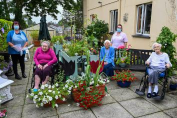 Gallery - In Bloom competition winners