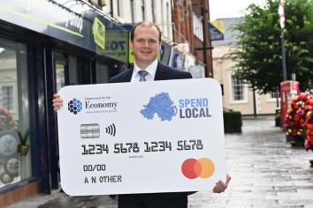 Last chance to apply for Spend Local card