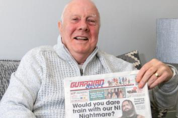 'Big Brian would have been a big, big star' - says ex- wrestler 'Lone Wolf'