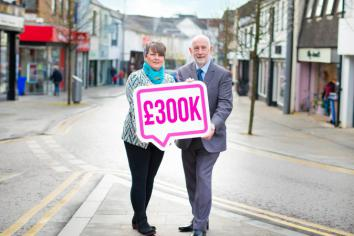 Ballymena Business Centre announces £300,000 boost for local economy