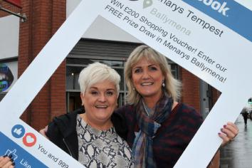 Menary's arrives in Ballymena