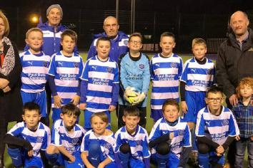 Under-15's game is match of the week