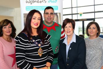 Big breakfast in Ahoghill raises funds for Women's Aid