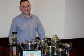Pigeons: Prize Night for Ballymena & District HYPS