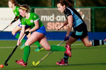 Mixed fortunes for Ballymena Ladies and Men's First teams