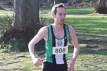 Jarlath Falls Wins Stormont Cross Country