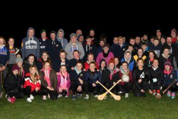 Lisnamurrican YFC members have an enjoyable night at Quinn Park