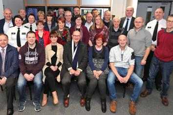PSNI hosts Christian groups