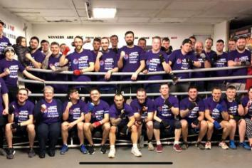 Get ready to rumble! Charity boxing night
