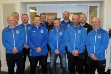 Jonny is the new Head Coach at Ballymena United Youth Academy