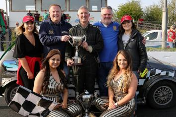 Victor wins Alan Connolly Memorial Award at sun-bathed Aghadowey Oval
