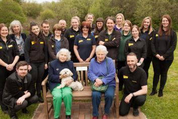 Special honour for Dogs Trust stalwart