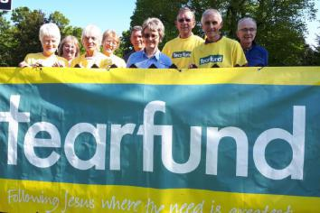 Ballymena group celebrates 30 years of walks for Tearfund and raising half a million pounds