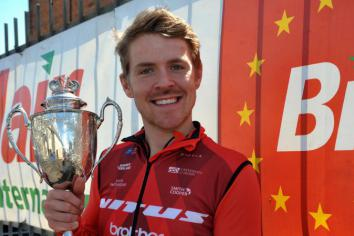 McGlinchey wins Red Hand Trophy