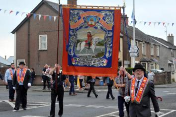 Final checklist of times and routes for local Orange Order parades