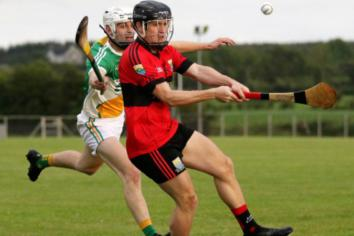 Brave Ahoghill lose out to Glensmen