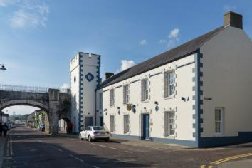Vintage and heritage festival in Carnlough