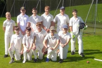U-13s win Queensway Shield
