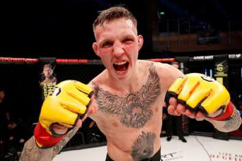 Ballymena fighter Rhys to headline 'Cage Warriors' showdown in Cork - exclusive report
