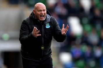 Jeffrey - 'Response required' from Sky Blues in League Cup clash