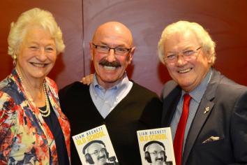 Liam's book sales will aid NI Hospice