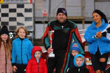 Hat-trick of wins for McConnell