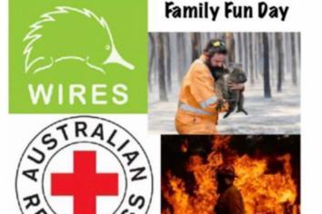 Family Fun Day in aid of Australian bushfires