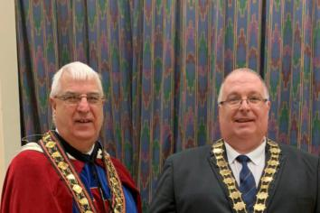 Local man appointed Assistant Sovereign RBP Grand Master