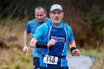 Ballymena Runners hit the dirt