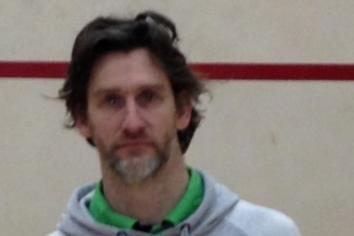 Steve (47) in Men's World squash team