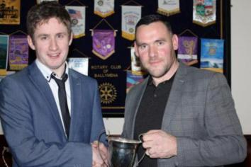 Ballymena & Dist. awards presentations