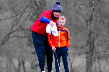 Parker on course for Irish Junior Open glory