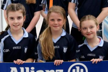 Millquarter Primary crowned champions