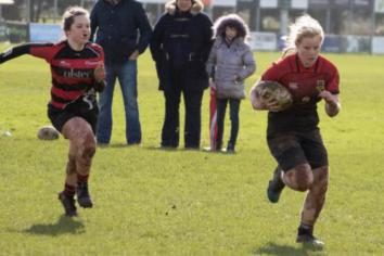 Girls! Want to give rugby a try?