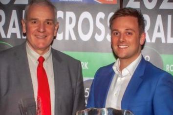 Ballymena-based dentist chews up opposition for rallycross honours