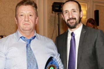 Shane O'Neills Glenarm Awards Evening