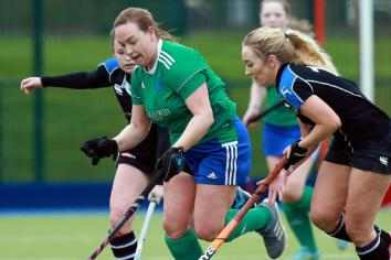 Home win for Ballymena Ladies 1sts against CI